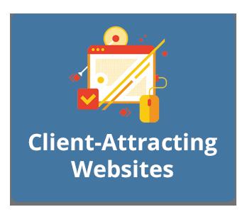 Client Attracting Websites