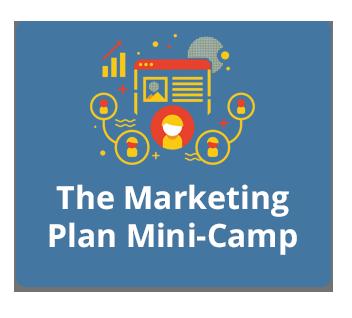 Marketing Plan Class