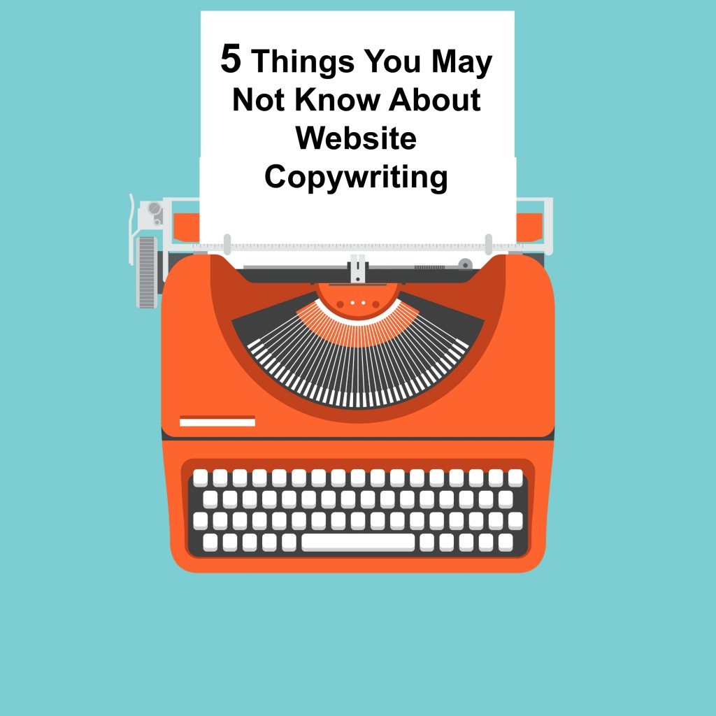 Thinsg to Know about Website Copywriting