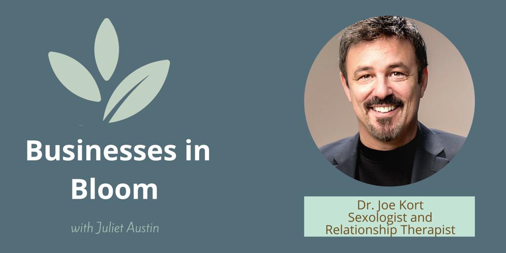 Interview with Sexologist & Relationship Therapist, Dr. Joe Kort