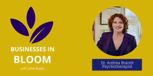 Building an Anger-Focused Niche – with Therapist, Andrea Brandt – Episode 53 thumbnail