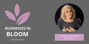 From Therapist to Medical Cannabis Activist in her 70's – with Barbara Whitfield – Episode 51 thumbnail