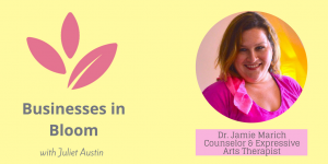 Dancing Mindfulness & EMDR with Therapist, Jamie Marich – Episode 52 thumbnail