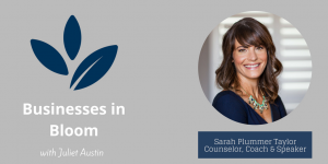 From Marine to Coach, Counselor and Speaker with Sarah Plummer Taylor – Episode 57 thumbnail