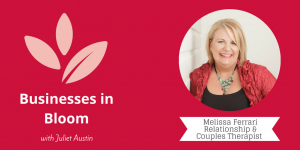 A Successful Relationship Therapist with A Radio Show with Melissa Ferrari – Episode 63 thumbnail