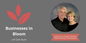 Relationship Therapists, Linda and Charlie Bloom, Share Their Successes and Challenges – Episode 69 thumbnail